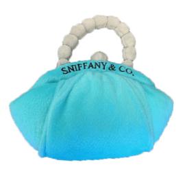 Dog Diggin Designs Sniffany Blue Purse