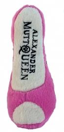 Dog Diggin Designs Pink Muttqueen Shoe