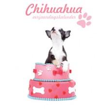 Chihuahua verjaardagskalender
