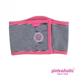 Pinkaholic Plasband Harper Manner Band Pink, Maat S