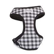 Puppy Angel Picnic chic harness set, black