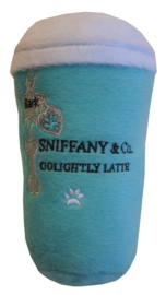 Dog Diggin Designs Sniffany & Co Golightly Latte