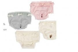 Puppy Angel Miss Daisy Panty,  Grey