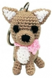 Dog Star Chihuahua Sleutelhanger