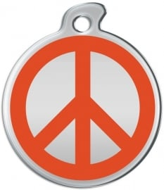 Misstoro penning Love and Peace Trinidad Orange