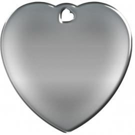 Misstoro penning Heart Stainless Steel