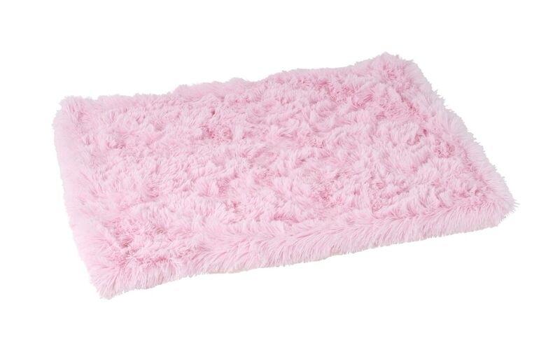 I Love Pets Reisdeken Groot, Pink