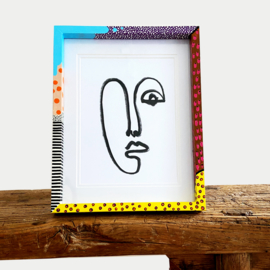 HANDPAINTED FRAME : PICTURE PERFECT 2