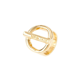 UNOde50 Ring - ON / OFF - GOLD - CHINA