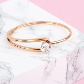 Melano Jewelry Twisted Check On You Armband Set