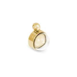 Melano Jewelry Globe Pendant 13mm - Goud