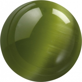 dark green Cateye ball