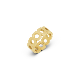 'Vayen' Vivid ring