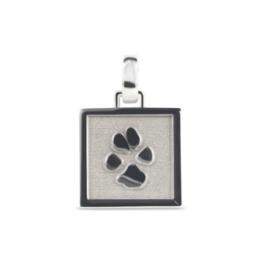 Zilver hanger pootafdruk (AP 001 B) vanaf €169,00