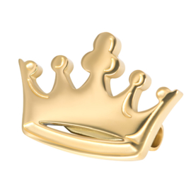 Crown brooch Small