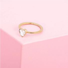 Melano Twisted Show Me Love Ring Set
