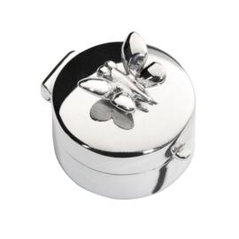 Zilveren mini urn (501 SV) € 125,00