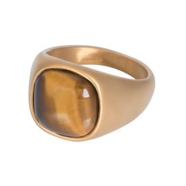 Ring Cadillac - Mat goud