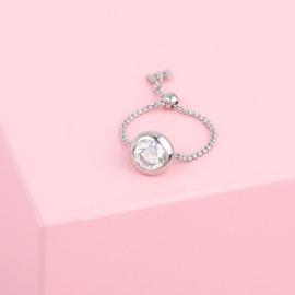 Melano Jewelry Vivid Lucky Star Ring Set