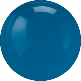 Blue CZ facet ball