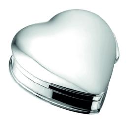 Zilveren mini urn (504 S) € 125,00