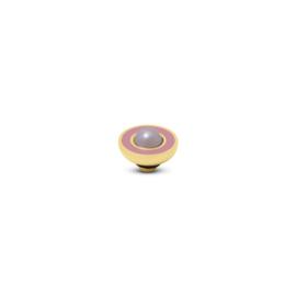 Vivid 'Resin Pearl' top - Pink Rosalite