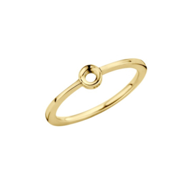 'Petite' ring - Twisted