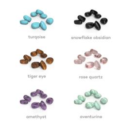 Melano Jewelry Globe Gemstones