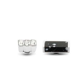 Melano Jewelry Twisted Do what's right set