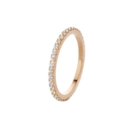 Friends ring Sadé crystal