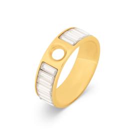 'Verena' Vivid ring