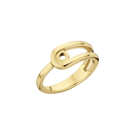 'Taheera' ring - Twisted