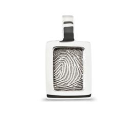 zilveren hanger vingerafdruk (404 S) vanaf € 225,00