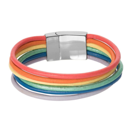 Brace armband - rainbow