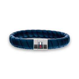 Tommy Hilfiger - Braided - Leer