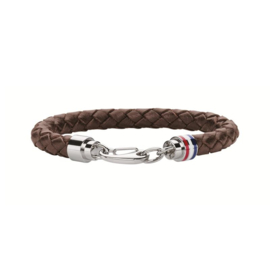 Tommy Hilfiger - Cord/Chain - Leer