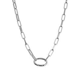 iXXXi Square Chain - Zilver