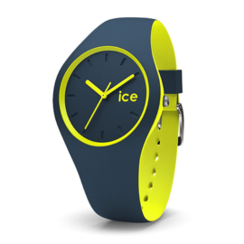 ICE duo - safety blue