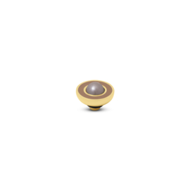 Vivid 'Resin Pearl' top - Hazelnut Bronze