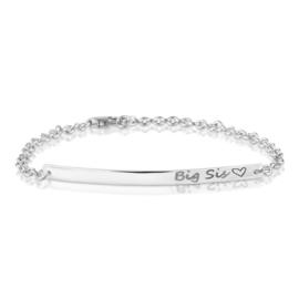 zilveren bar armband (419 S) vanaf € 99,00