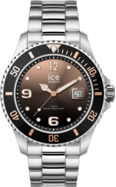 ICE steel - black sunset silver