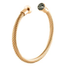 'Taylor' armband - Twisted
