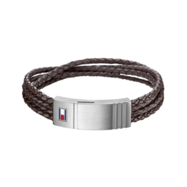 Tommy Hilfiger - Multi Braid - Leer