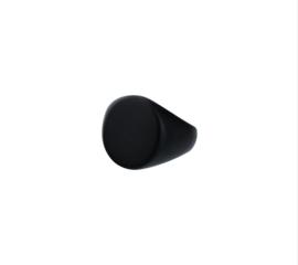 Ring Signet - Noir
