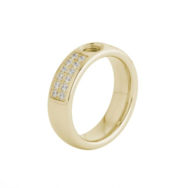 'Vicky zirkonia' ring Vivid 6 mm