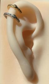 Karma earcuff - zirkonia small
