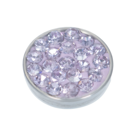 iXXXi Top Part Violet Stone - zilver