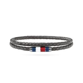Tommy Hilfiger - Double Wrap - Leer
