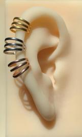 Karma earcuff - triple line