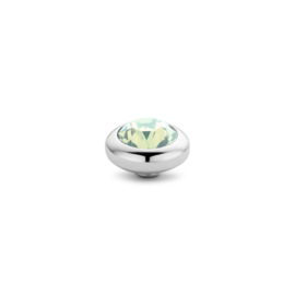 vivid CZ setting - Chrysolite